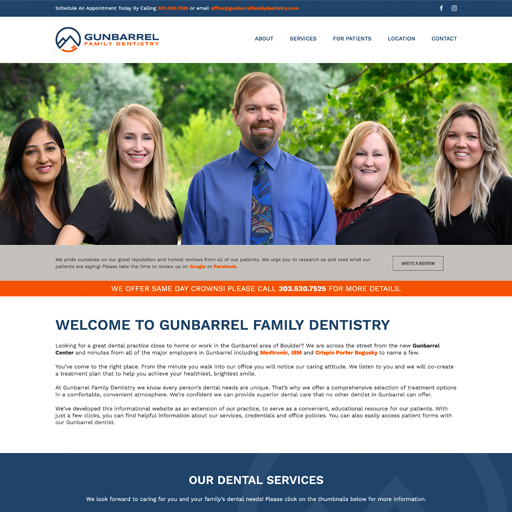 Gunbarrel Family Dentistry