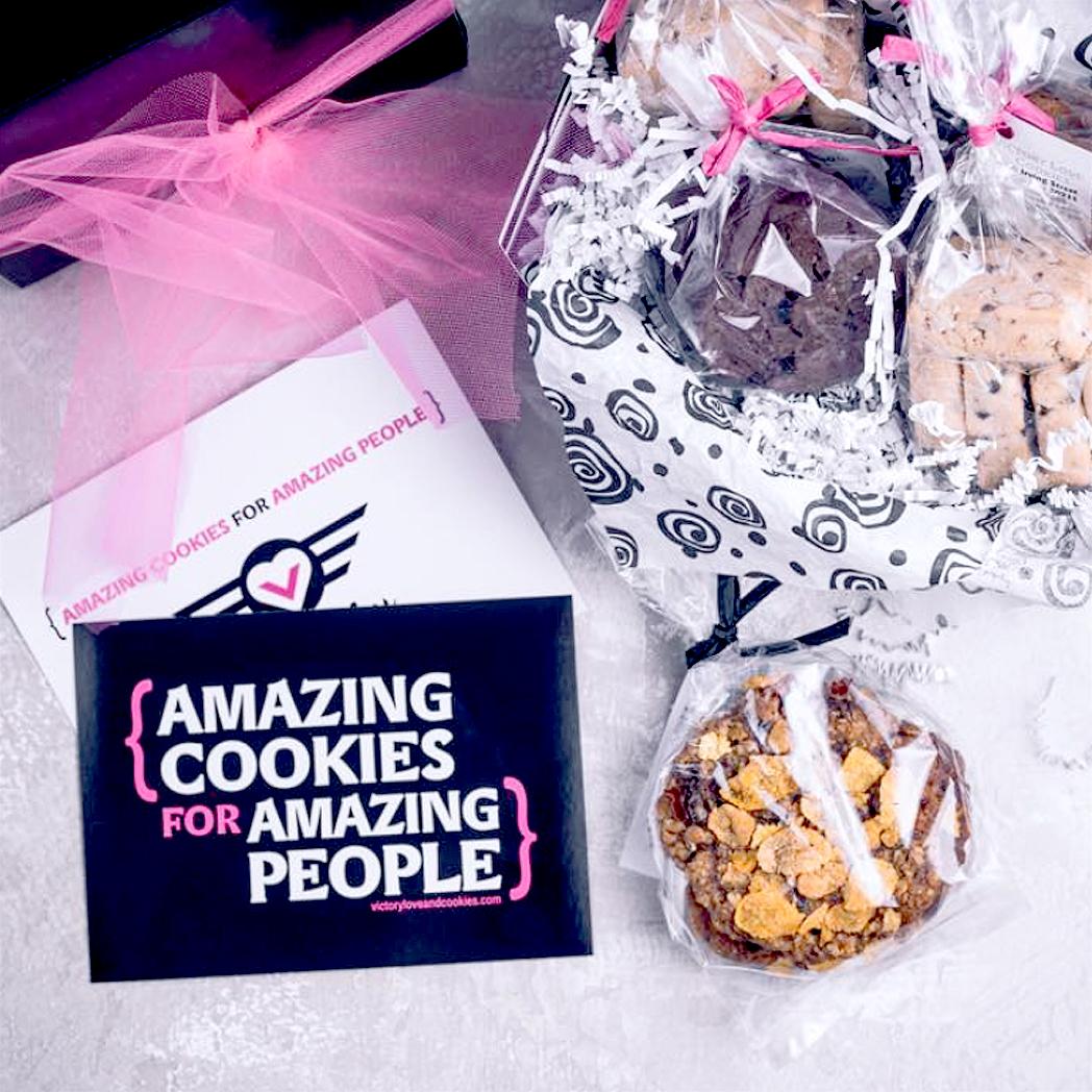 Victory Love + Cookies