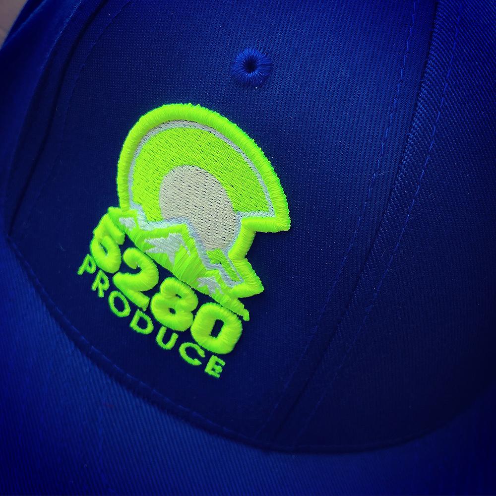 5280 Produce Neon Hats