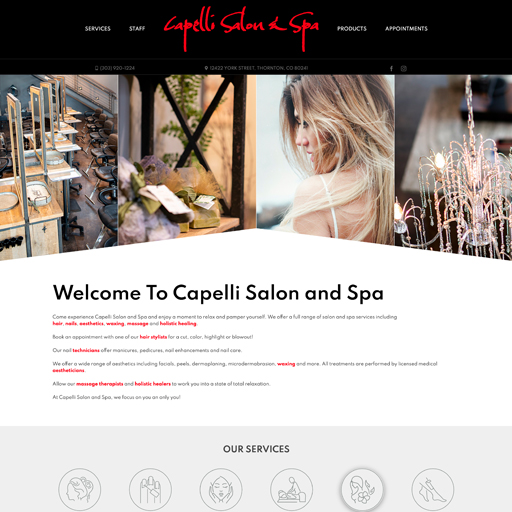 Capelli Salon and Spa