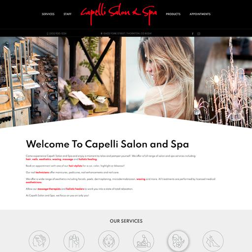 Capelli Salon and Spa