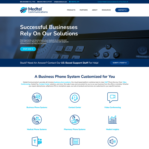 Medtel Communications